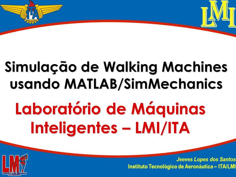 Laboratório de Máquinas Inteligentes – LMI/ITA