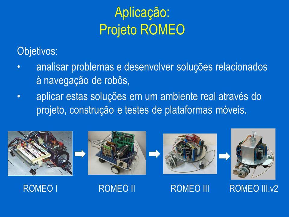Aplicação: Projeto ROMEO