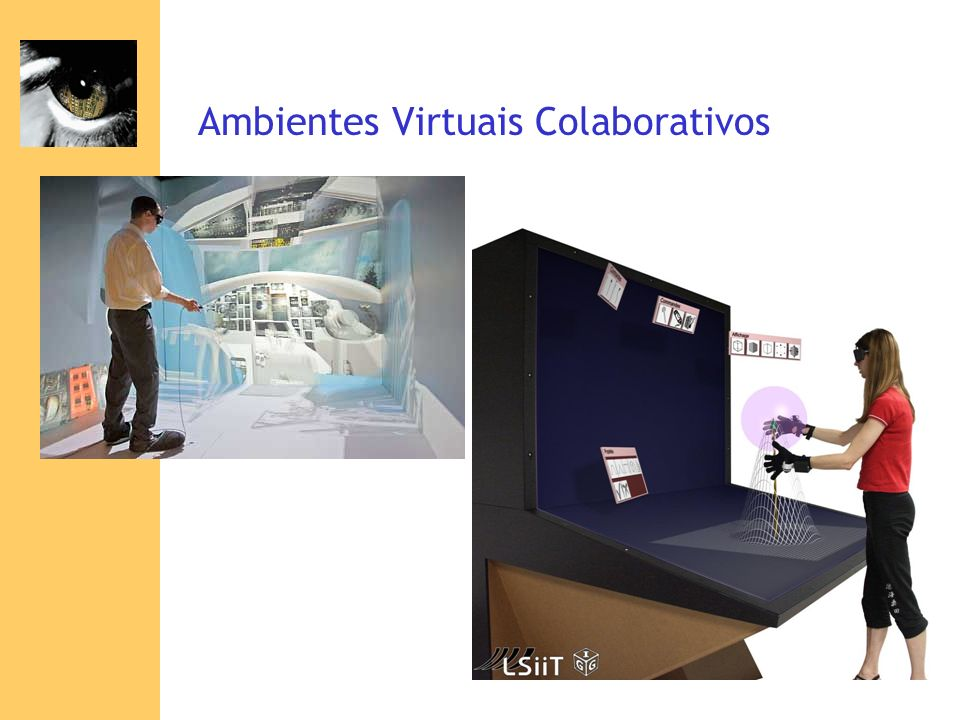 Ambientes Virtuais Colaborativos