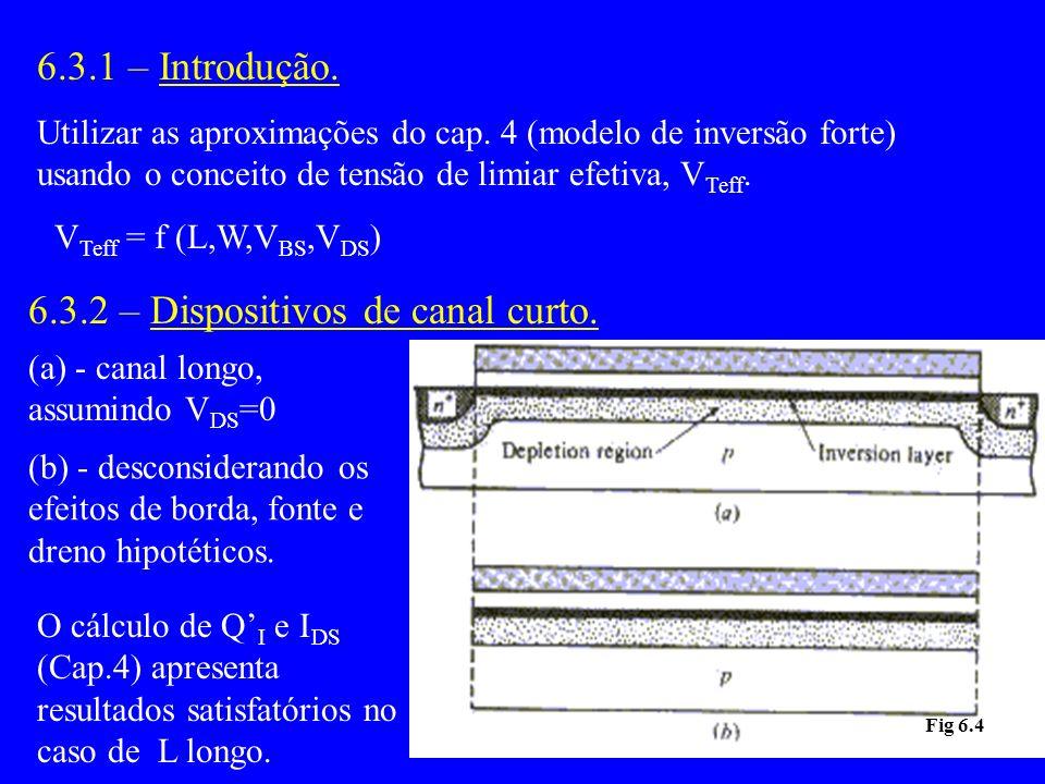 6.3.2 – Dispositivos de canal curto.