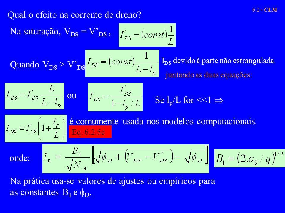 juntando as duas equações: