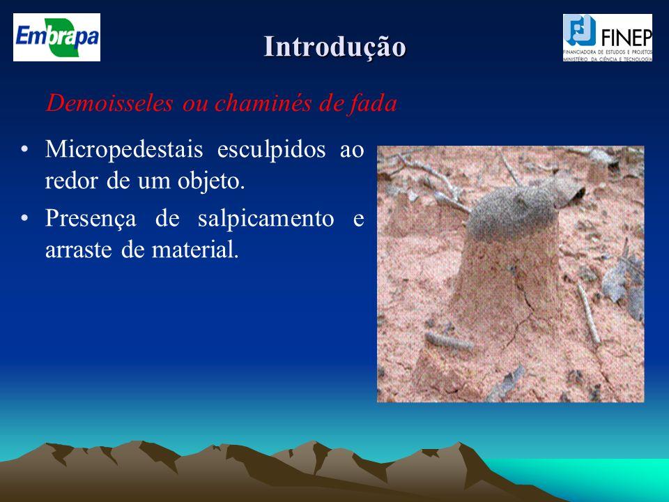 Introdução Demoisseles ou chaminés de fada