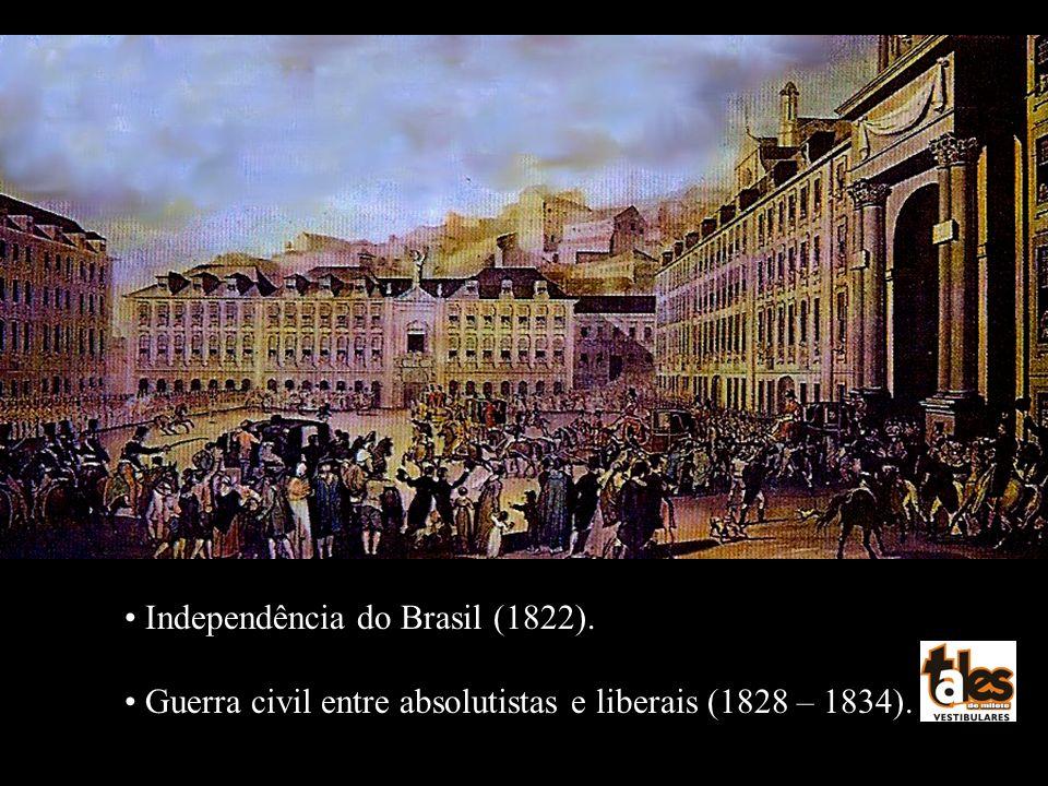 Independência do Brasil (1822).