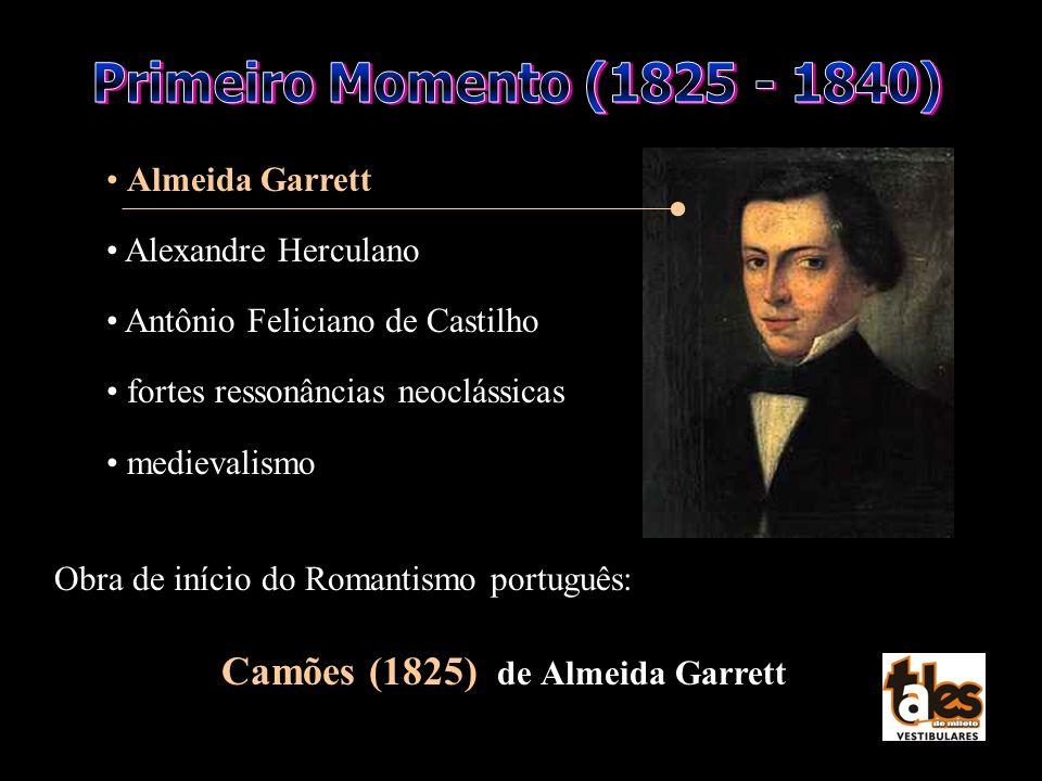 Camões (1825) de Almeida Garrett