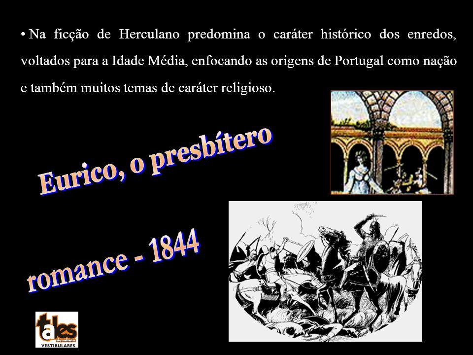 Eurico, o presbítero romance - 1844