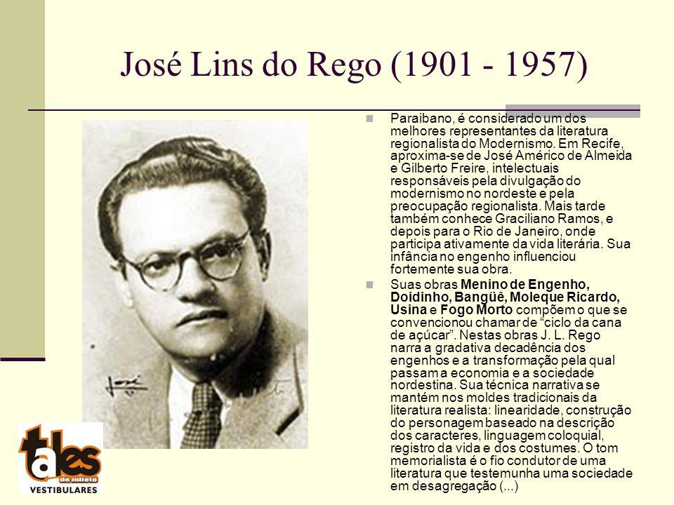 José Lins do Rego (1901 - 1957)