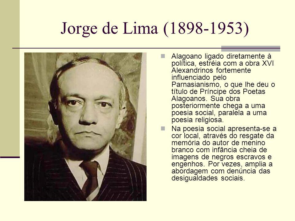 Jorge de Lima (1898-1953)