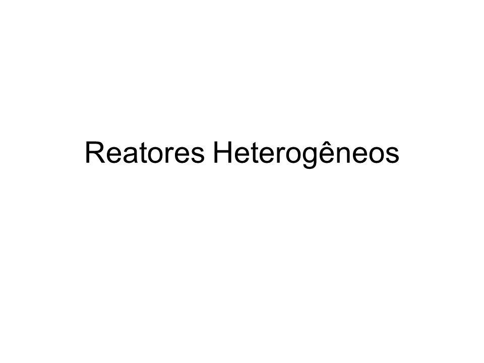 Reatores Heterogêneos