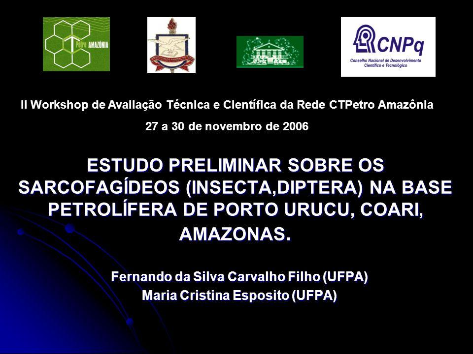 Fernando da Silva Carvalho Filho (UFPA) Maria Cristina Esposito (UFPA)