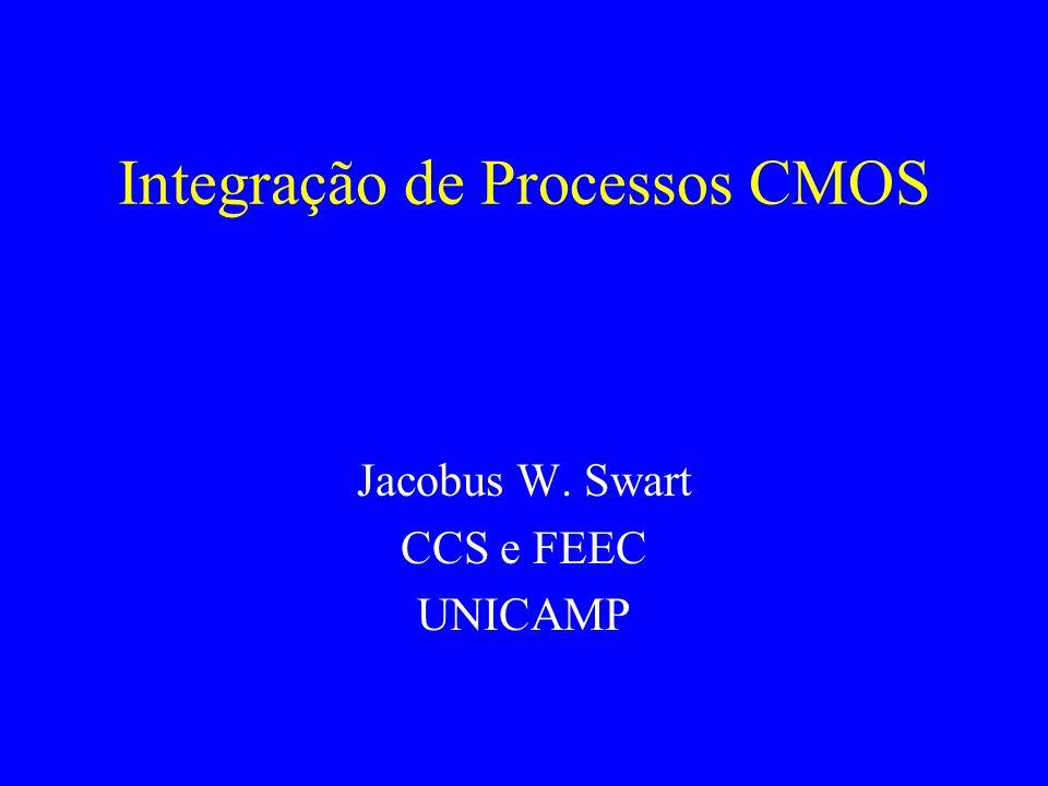 Integração de Processos CMOS