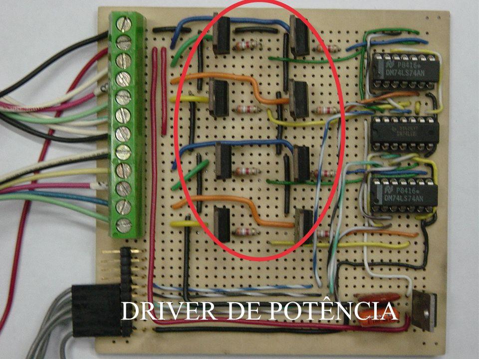 DRIVER DE POTÊNCIA