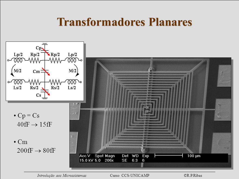 Transformadores Planares