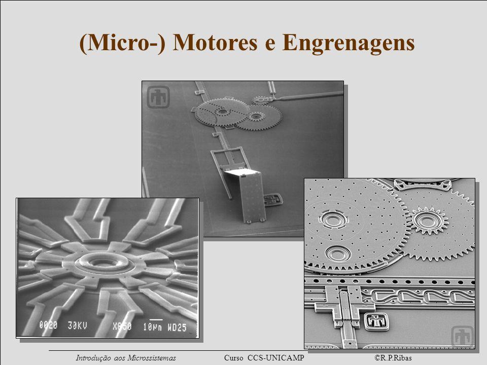 (Micro-) Motores e Engrenagens