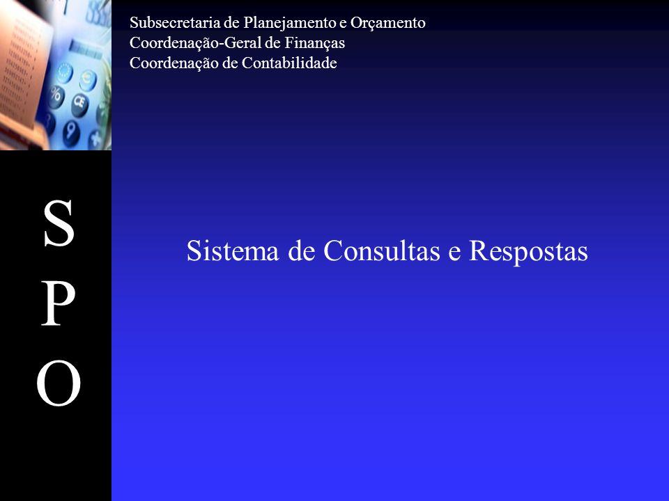 Sistema de Consultas e Respostas