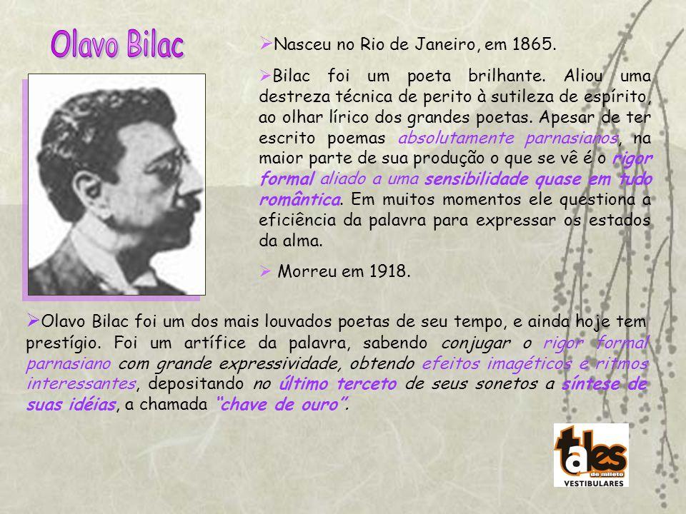 Nasceu no Rio de Janeiro, em 1865.