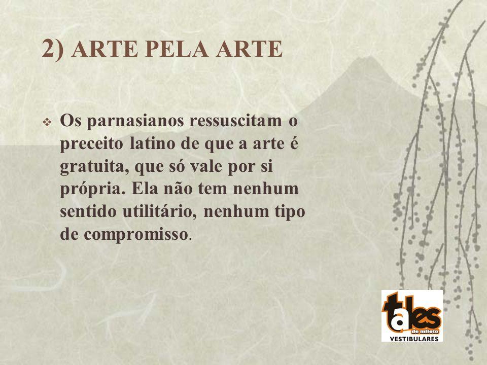 2) ARTE PELA ARTE