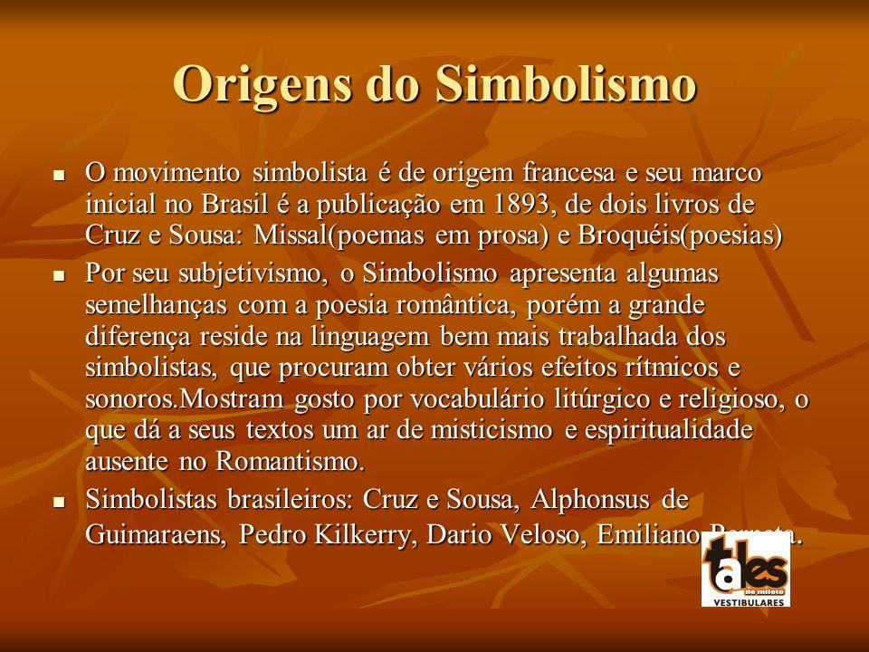 Origens do Simbolismo