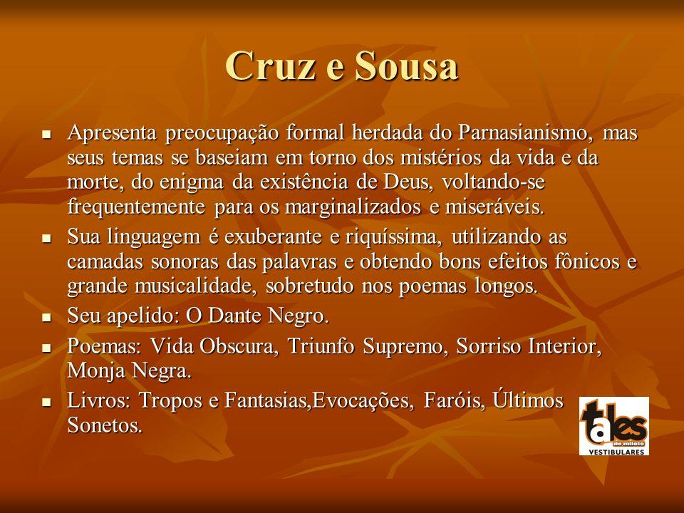 Cruz e Sousa