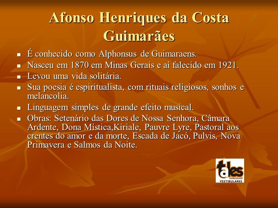 Afonso Henriques da Costa Guimarães