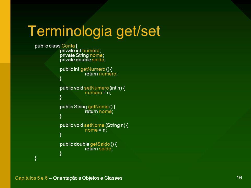 Terminologia get/set