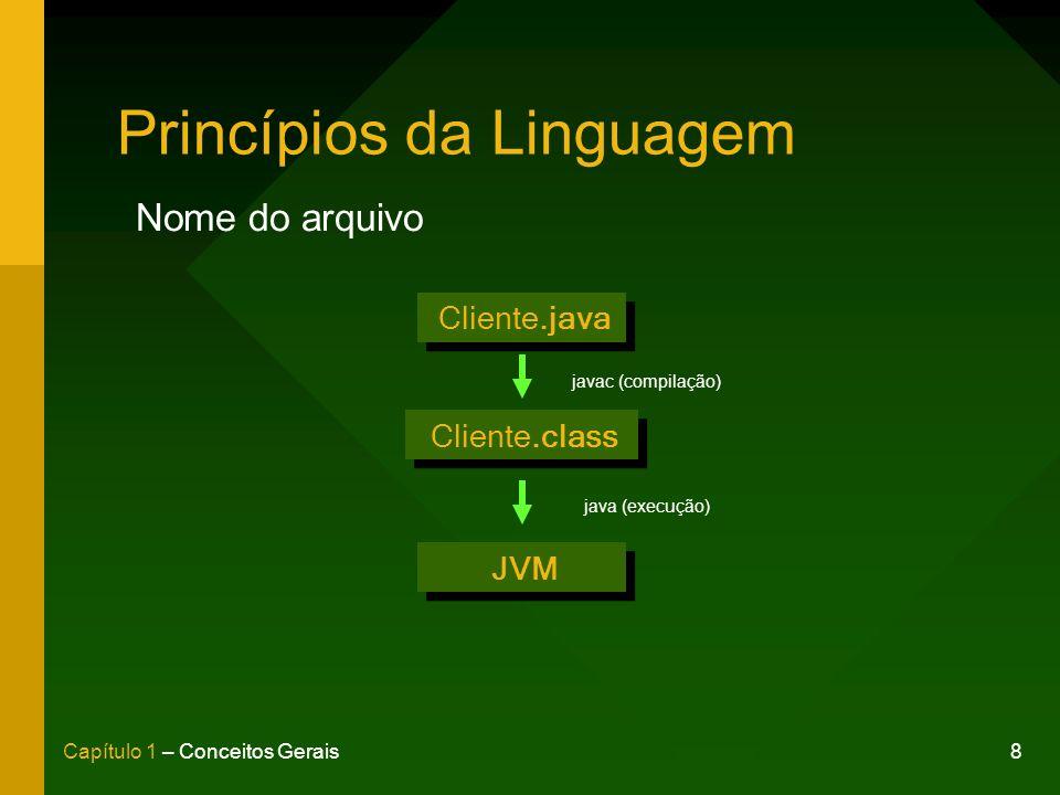 Princípios da Linguagem