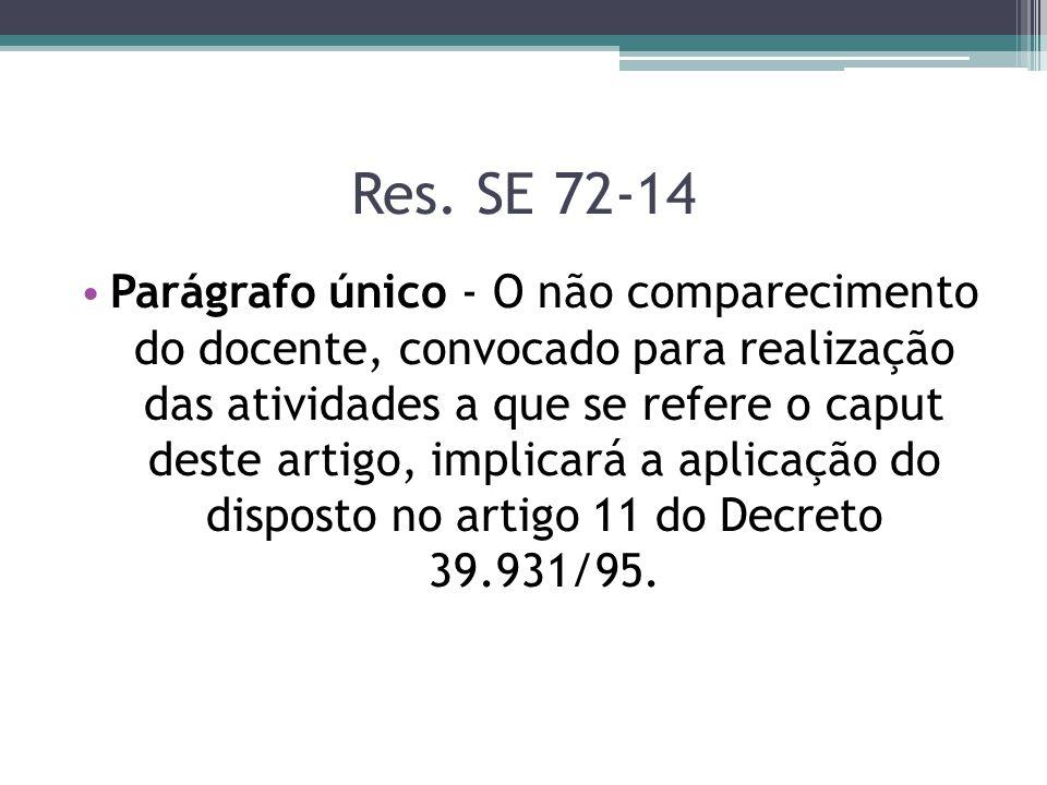 Res. SE 72-14