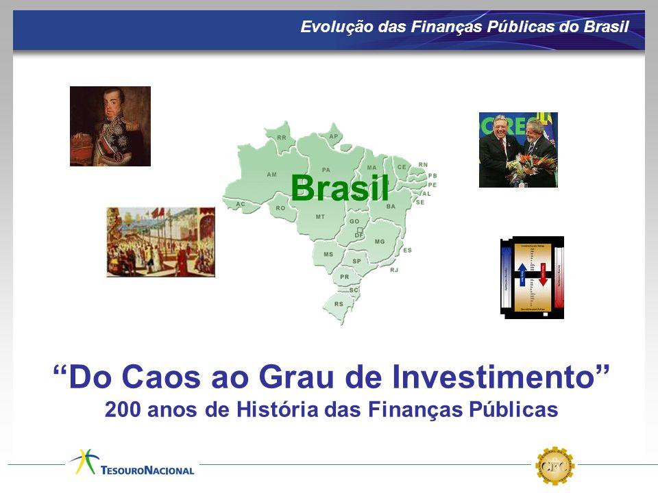Brasil Do Caos ao Grau de Investimento