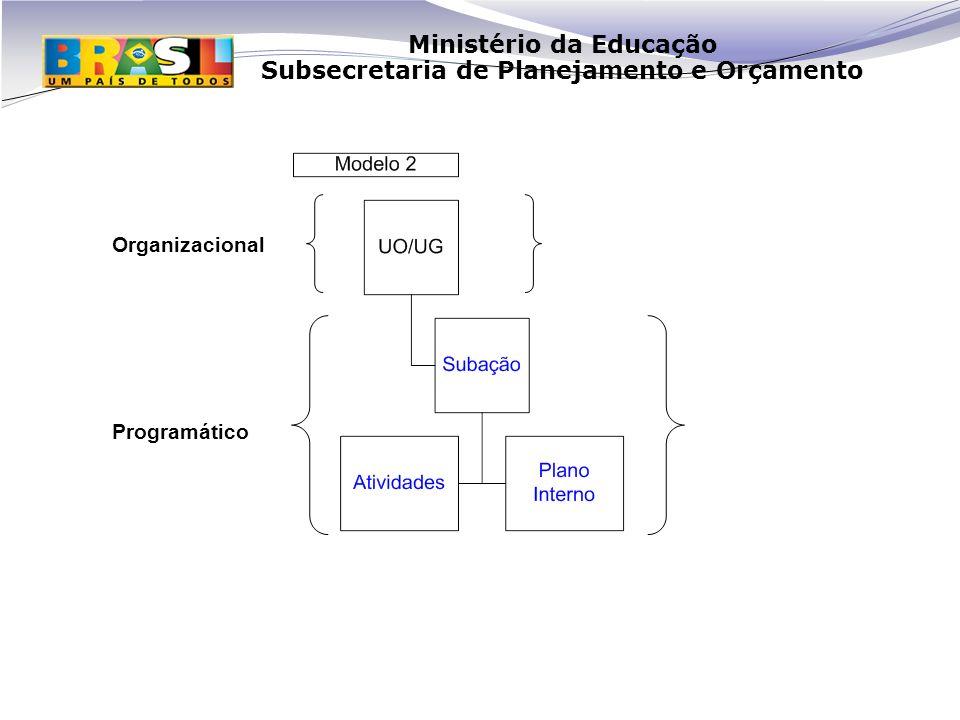Organizacional Programático