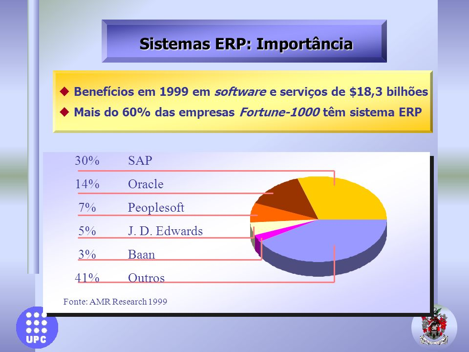 Sistemas ERP: Importância