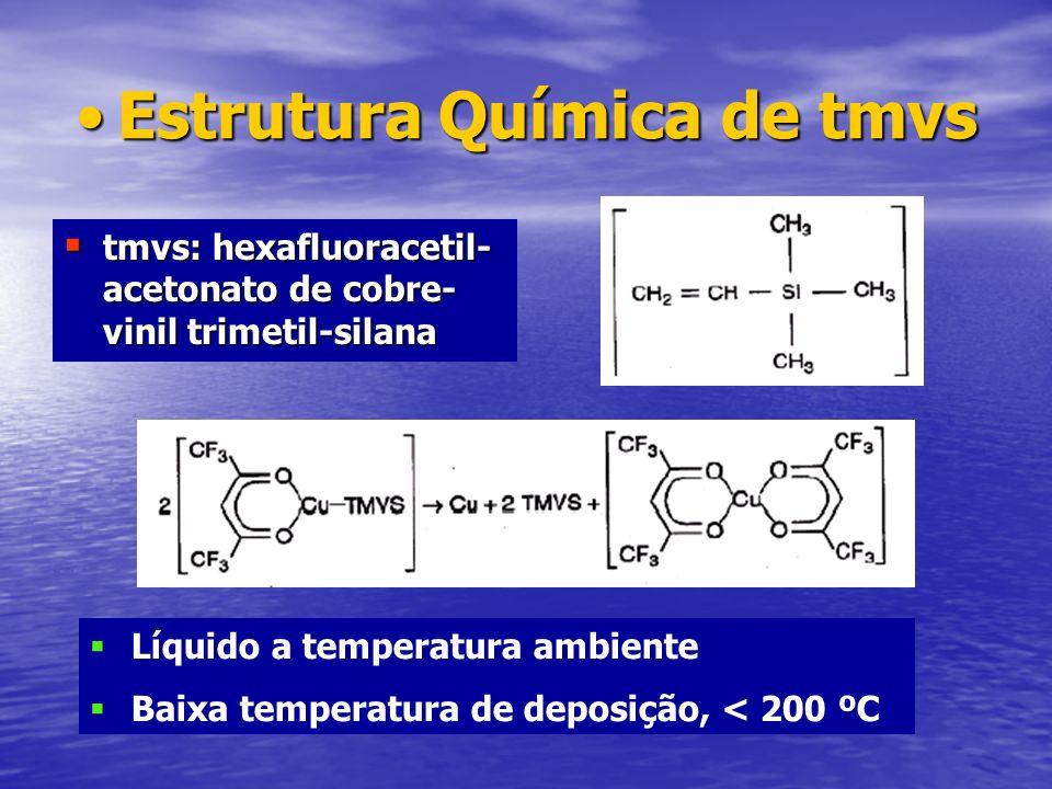 Estrutura Química de tmvs