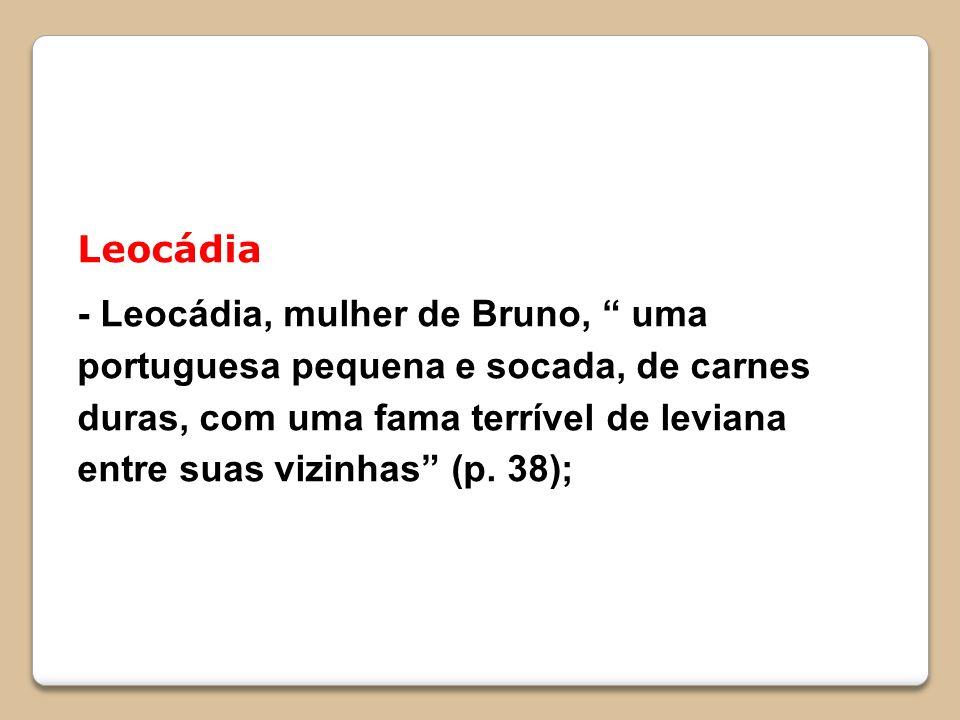 Leocádia