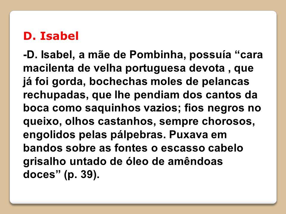 D. Isabel