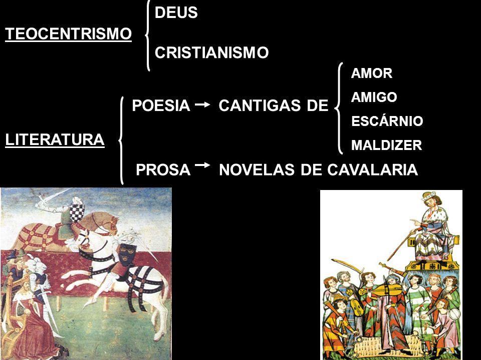PROSA NOVELAS DE CAVALARIA