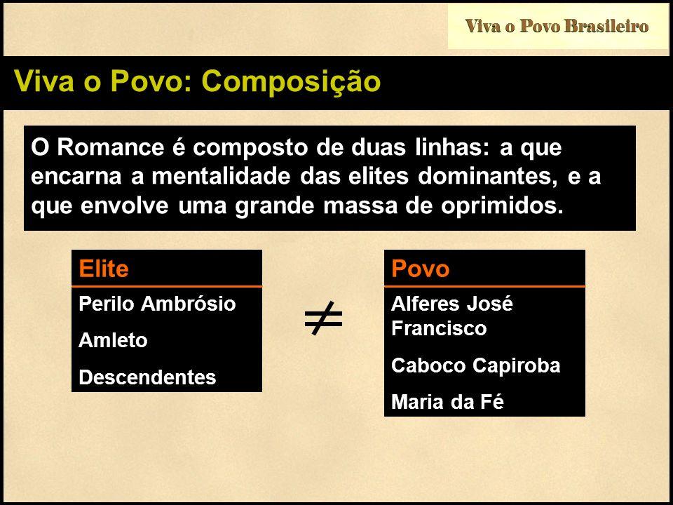 Viva o Povo: Composição