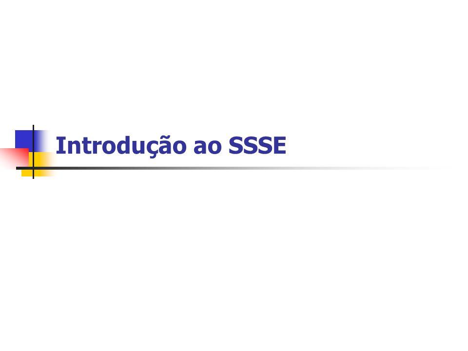 Introdução ao SSSE