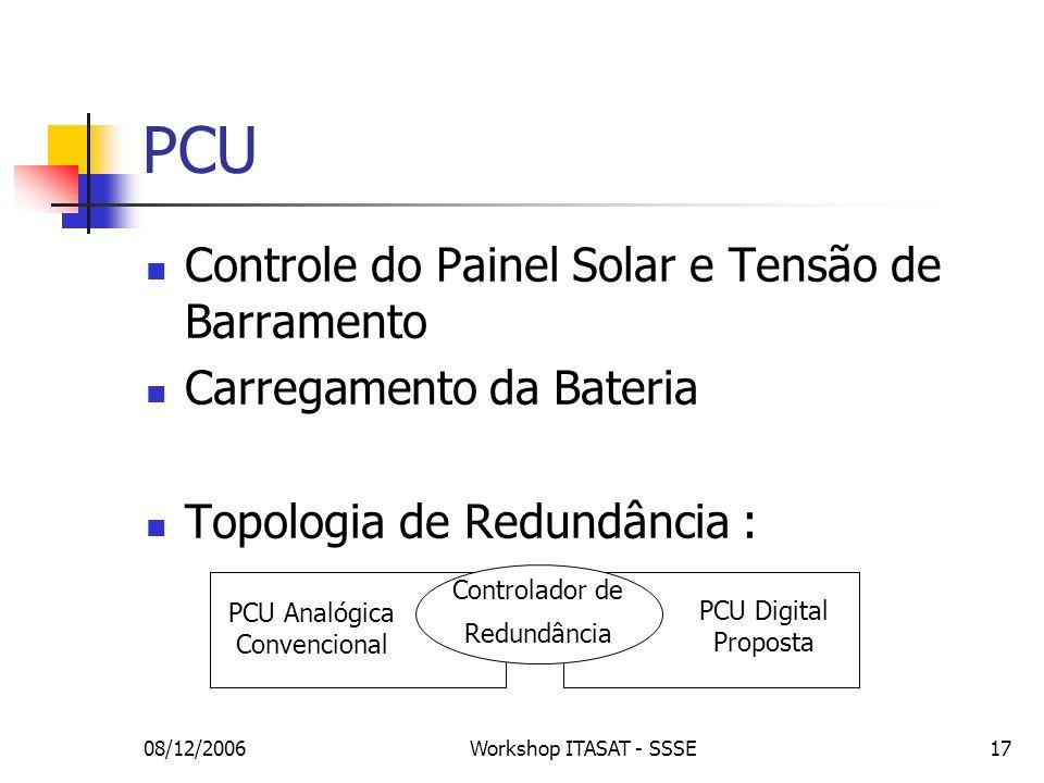 PCU Analógica Convencional
