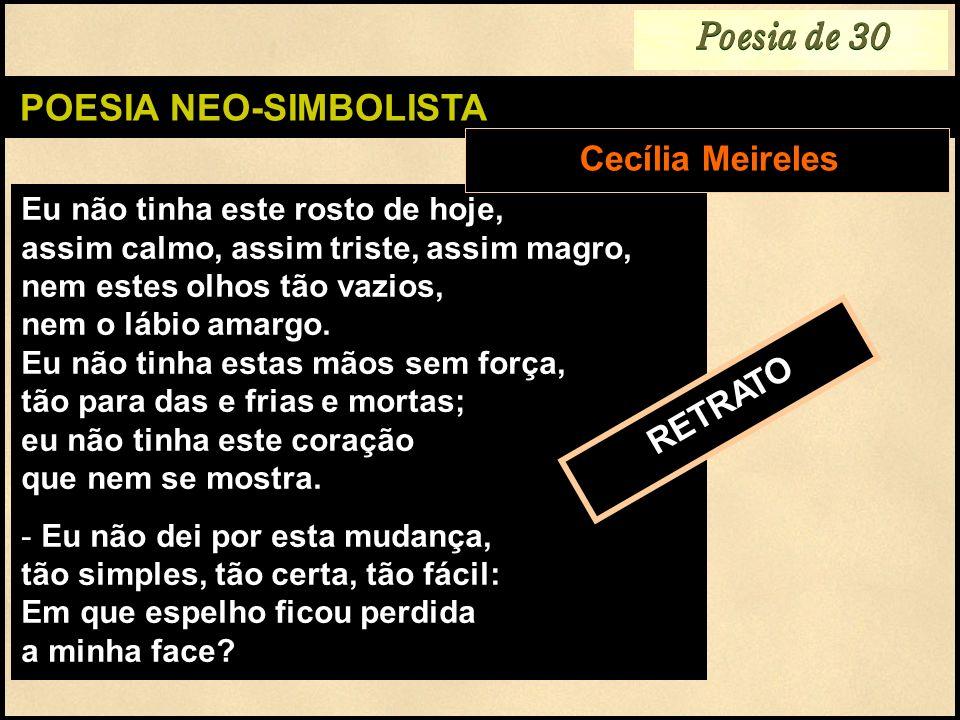 POESIA NEO-SIMBOLISTA