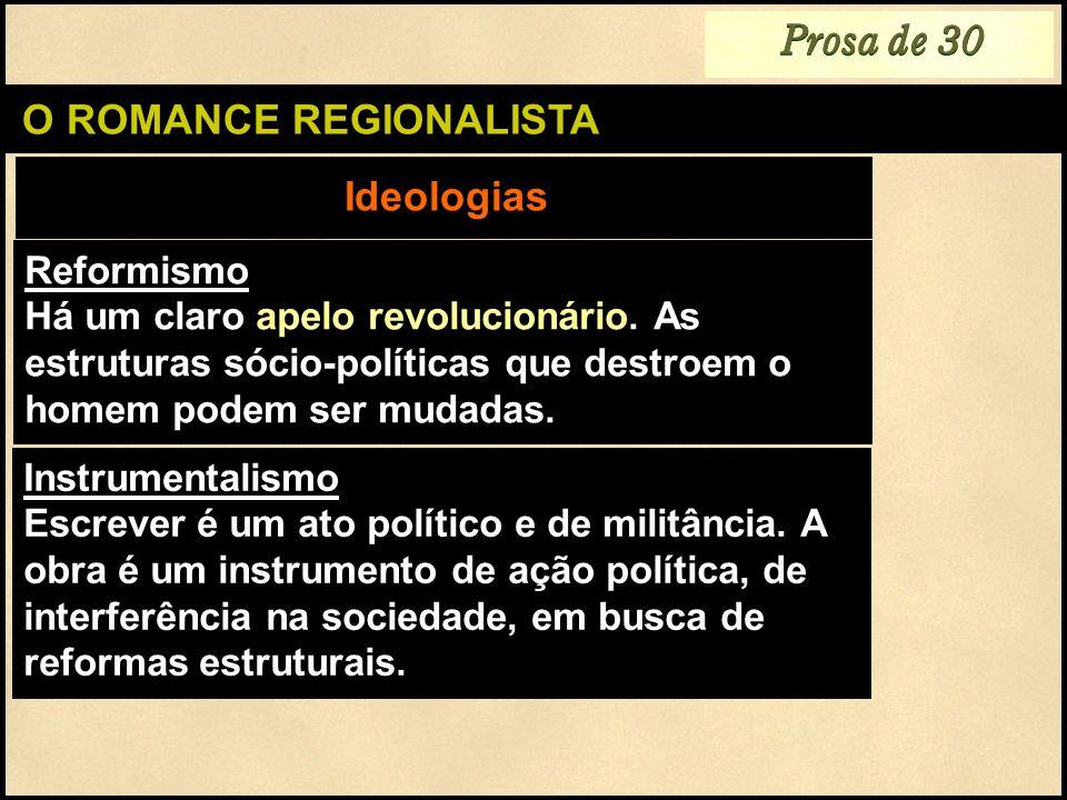 O ROMANCE REGIONALISTA