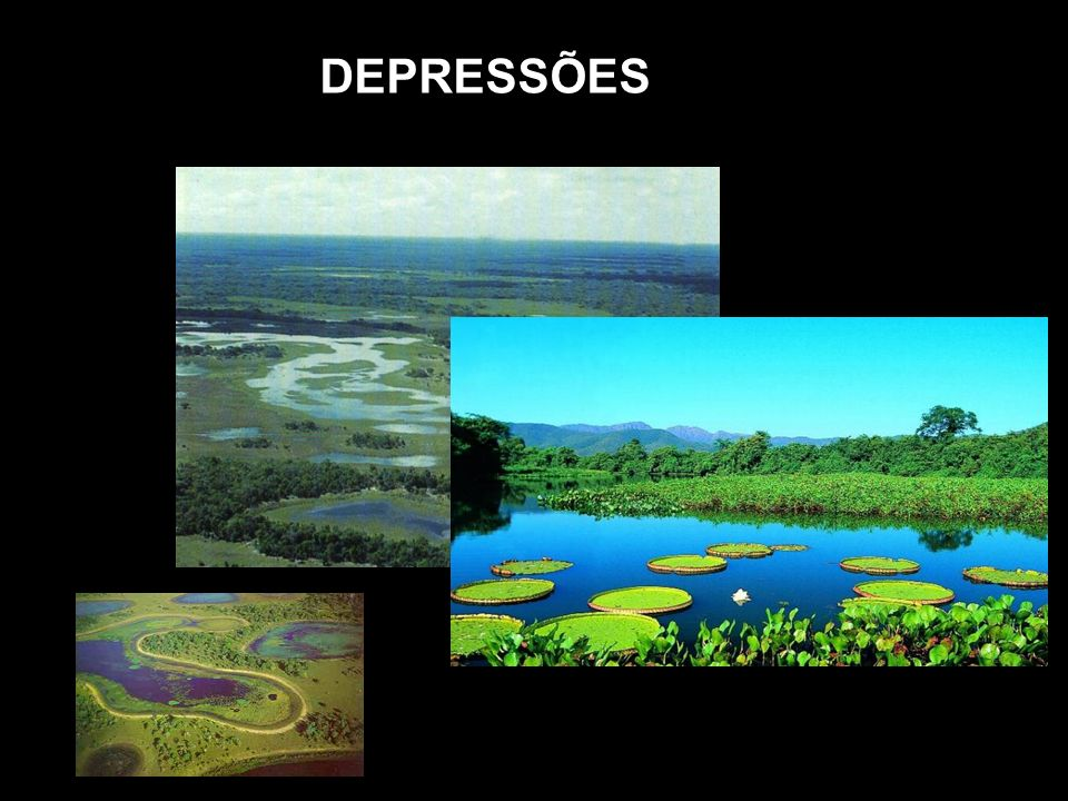DEPRESSÕES DEPRESSÕES