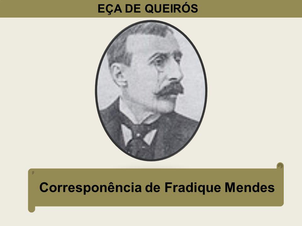 Corresponência de Fradique Mendes