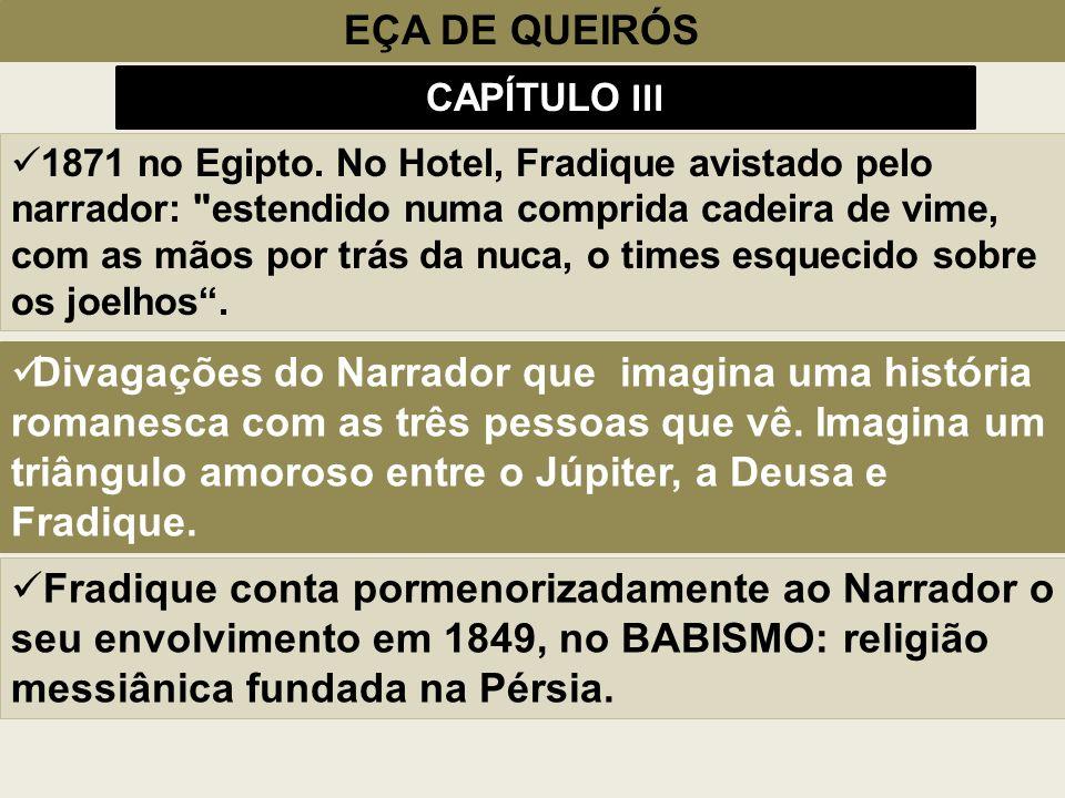 EÇA DE QUEIRÓS CAPÍTULO III.