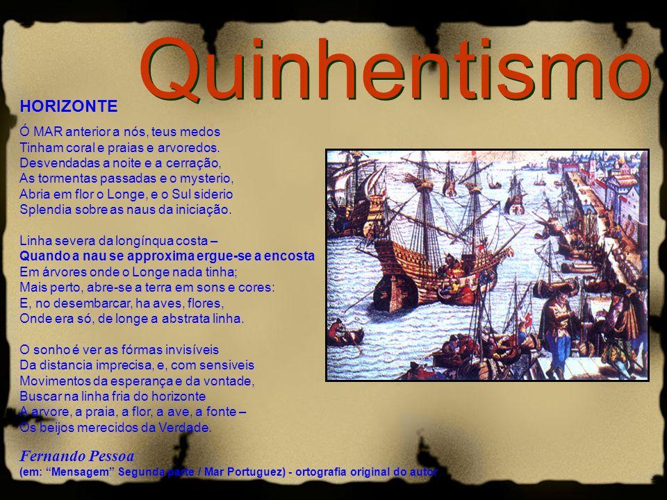 Quinhentismo HORIZONTE