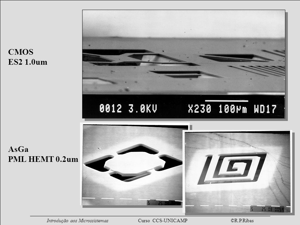 CMOS ES2 1.0um AsGa PML HEMT 0.2um
