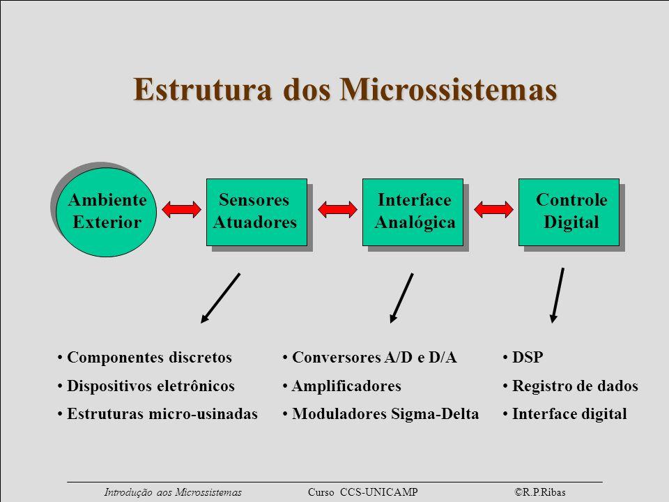 Estrutura dos Microssistemas
