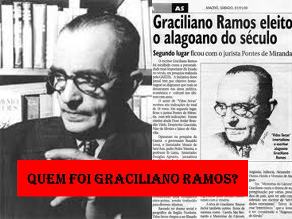 QUEM FOI GRACILIANO RAMOS
