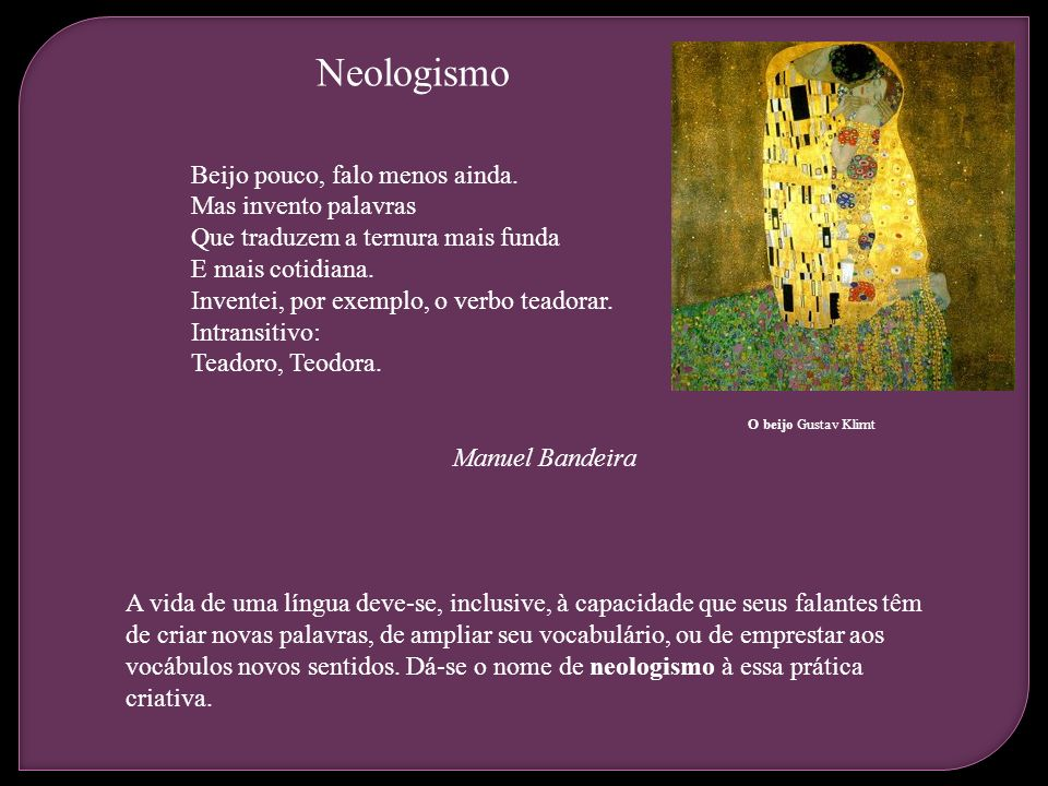 Neologismo