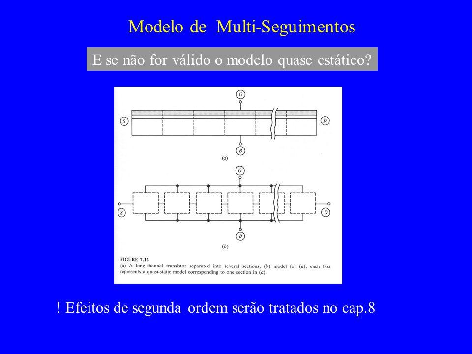 Modelo de Multi-Seguimentos