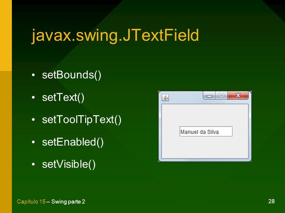 javax.swing.JTextField
