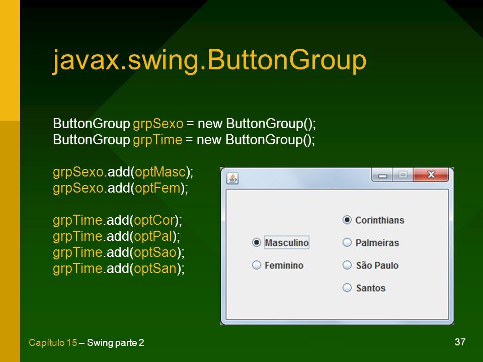 javax.swing.ButtonGroup