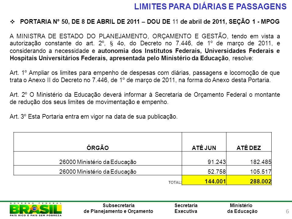 26000 Ministério da Educação